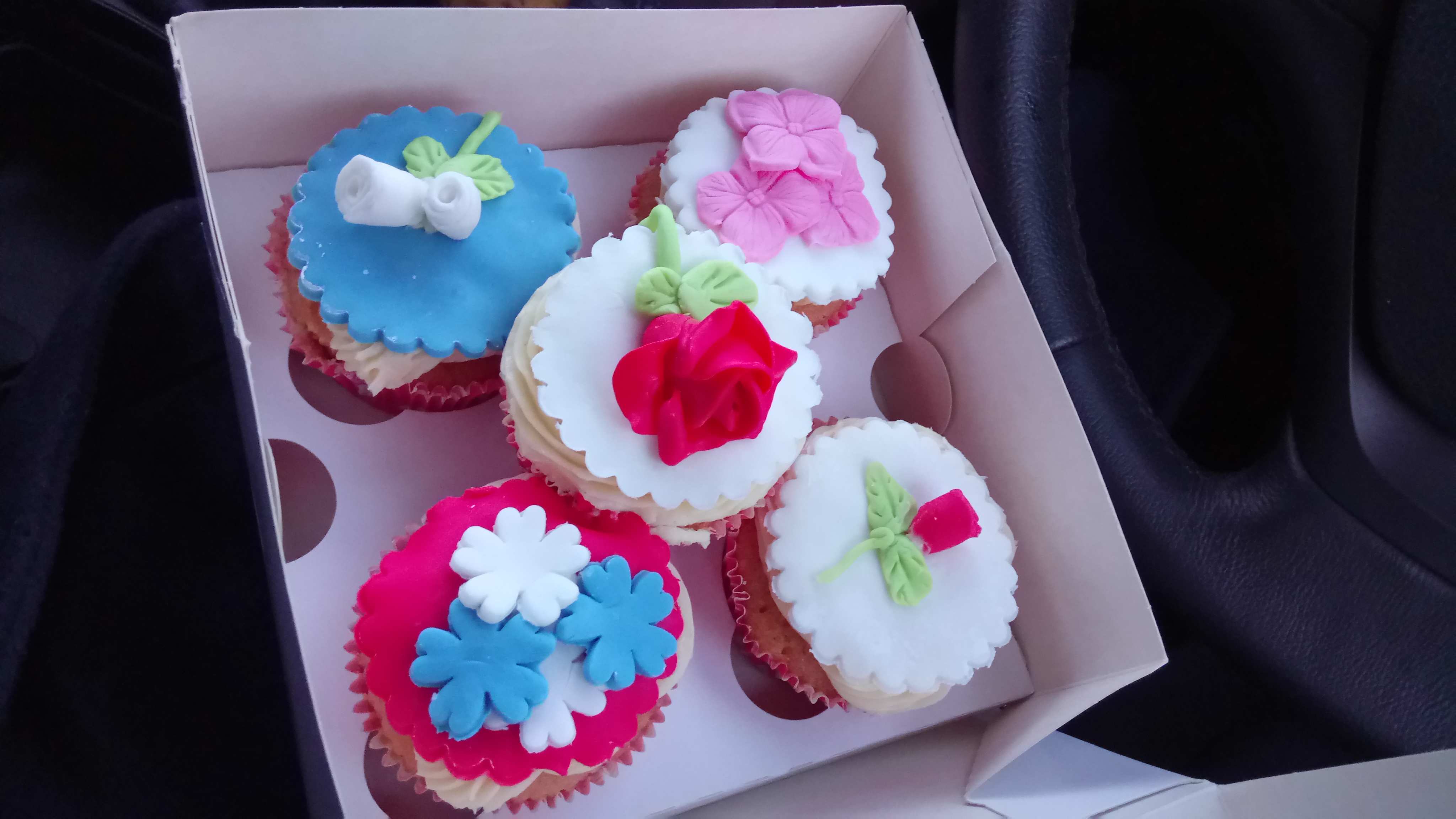 Cup Cake Decorating And Networking Lichfield