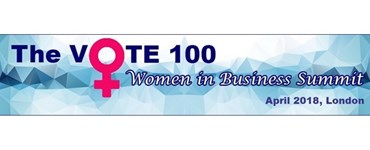 Vote 100 Women in Business Summit