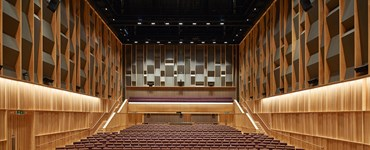 Tour of the new Royal Birmingham Conservatoire