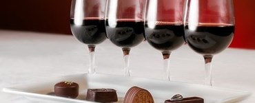 Wine, Cheese and Chocolate Indulgence