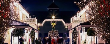 Bicester Village update  with VIP Christmas Shopping