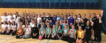 Sheffield Netball Tournament