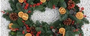 SOLD OUT : Christmas Wreath Making