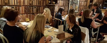 June Visible Women Lunch, Leeds