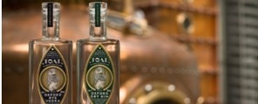 The Oxford Artisan Distillery Tour & Gin Tasting