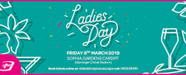 SOLD OUT!! LADIES DAY LUNCH (in support of St David's Hospice Care)