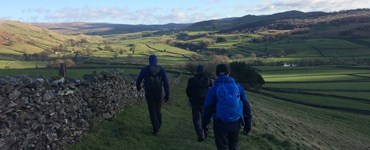 Netwalking in the Yorkshire Dales