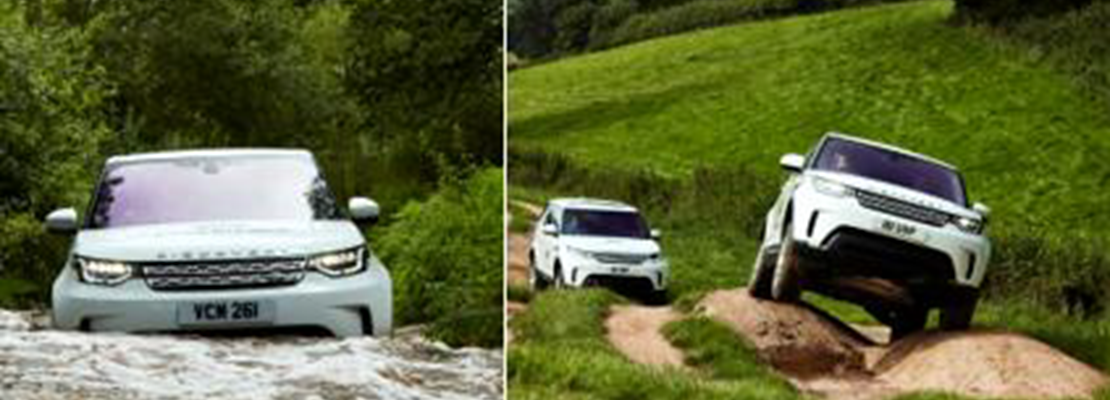 SOLD OUT: Land Rover Experience