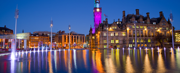 City Walk and Talk: Bradford - A Changing City