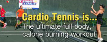 Cardio Tennis & Networking Lunch