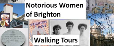 South Coast Women's History Tour of Brighton