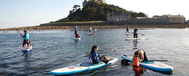 EcoSup Experience at St Michaels Mount