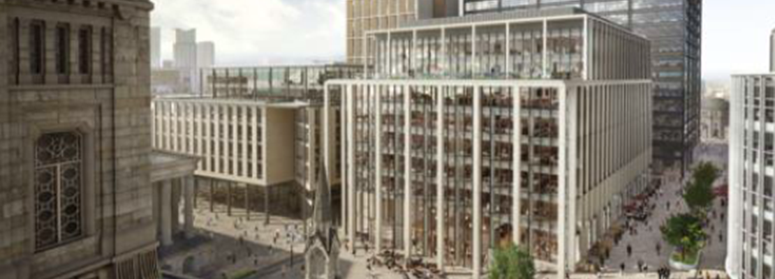 NEW DATE COMING SOON - Building Tour and Presentation - Two Chamberlain Square (Members Only)