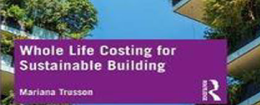 WEBINAR: How to compile a Business Case for the Whole Life Value of Sustainability