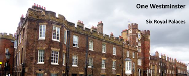 Virtual London Walking Tour: One Westminster, Six Palaces
