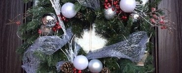 MIDLANDS: Christmas Wreath Making Workshop