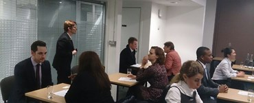 Speed Interviewing and CV Workshop at University of Westminster