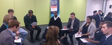 Speed Interviewing & CV workshops at University of Westminster
